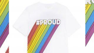 Camiseta 'Proud' 6 euros / Primark
