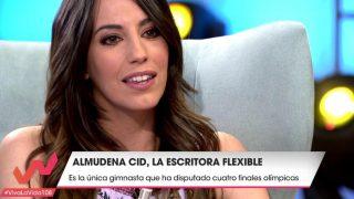Almudena Cid en su entrevista de Viva la vida /Mediaset