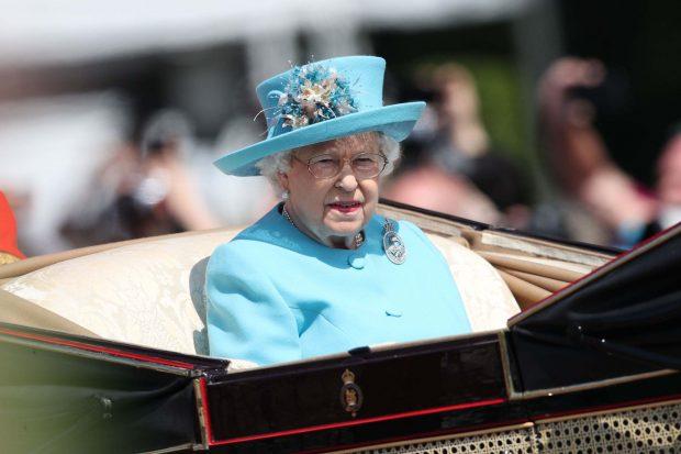 Isabel II Inglaterra