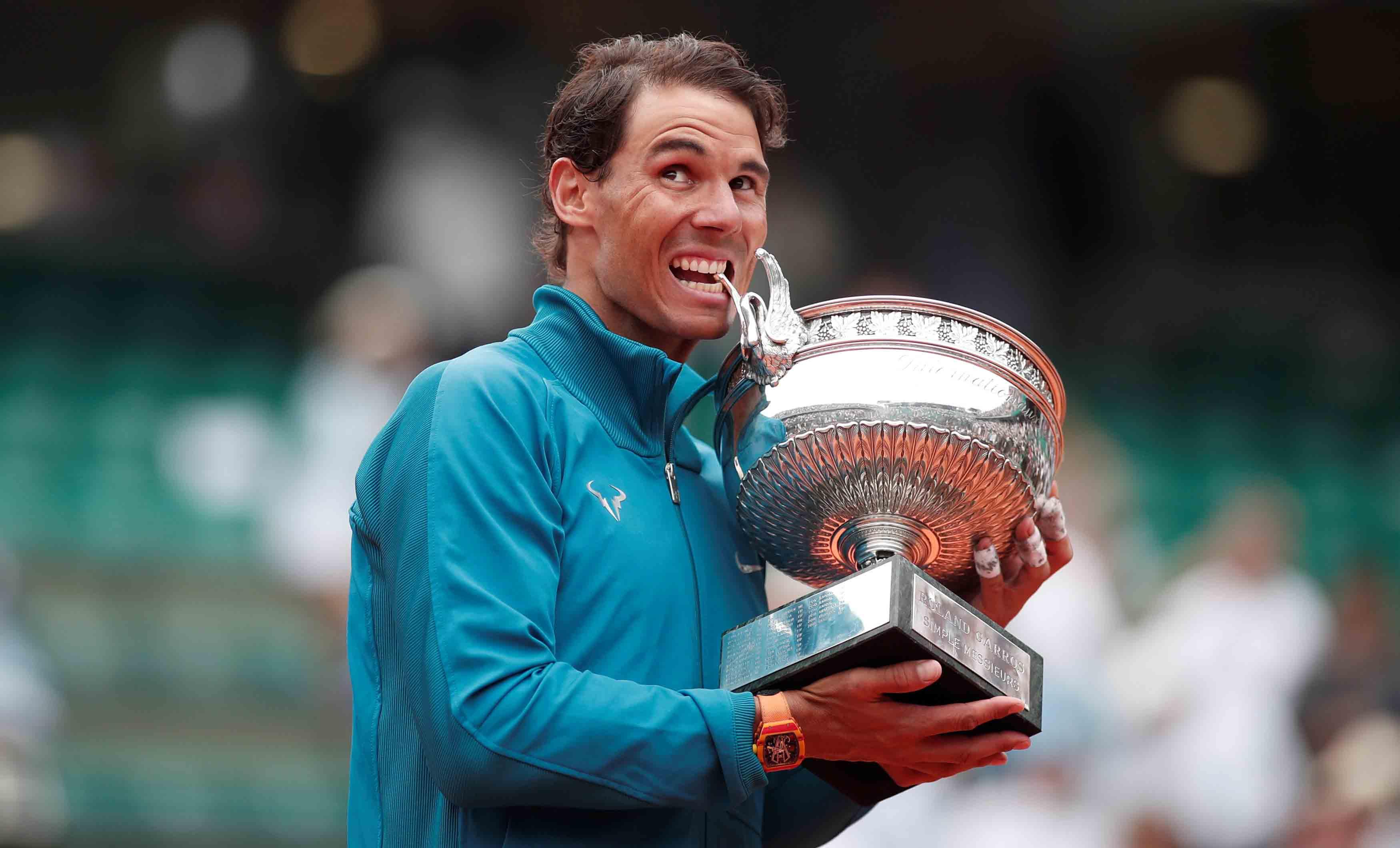 Roland Garros Rafa Nadal