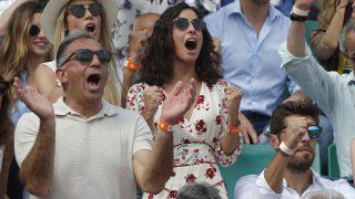 Xisca Perelló en el Roland Garros /Gtres