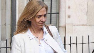 Galería: Así ha encajado la infanta Cristina el golpe judicial / Gtres