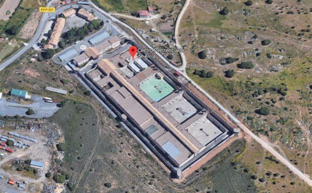 Cárcel de Brieva (Ávila)