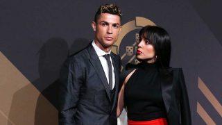 Cristiano Ronaldo y Georgina, serios / Gtres