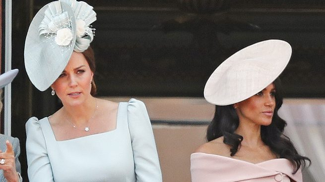 Meghan 2 Kate 0: La mujer de Harry vuelve a ganar a Kate Middleton