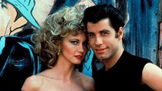John Travolta y Olivia Newton John en una escena de 'Grease' / Gtres