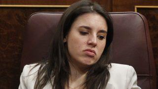Irene Montero en una imagen de archivo / Gtres