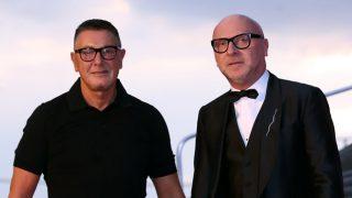 Stefano Gabbana y Dolce Domenico el pasado mes de abril / Gtres