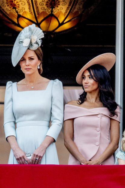 Así será la reaparición oficial de Kate Middleton (sin la presencia de Meghan)