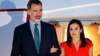 Los reyes Felipe y Letizia ya están en Nueva Orleans / Gtres