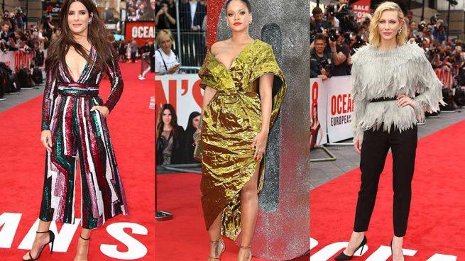 Rihanna Mejor Peor Vestidas