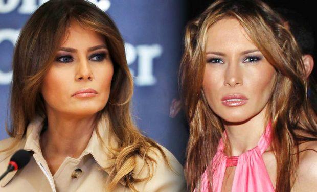 ¿Quién te ha visto y quién te ve?: Descubrimos el 'vicio' que une a Melania Trump y a doña Letizia