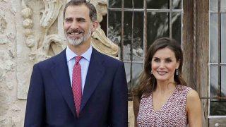 Los Reyes se han mostrado muy sonrientes /Gtres