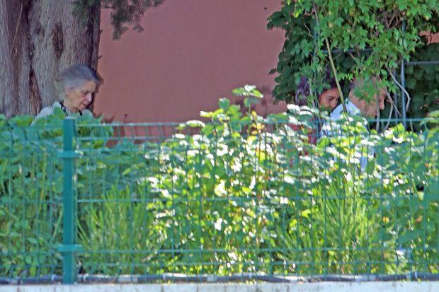 La reina Sofía deja sola a la infanta Cristina el día del ingreso en prisión de Urdangarin