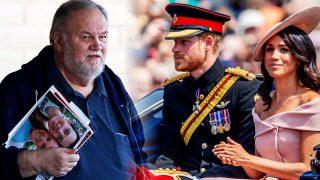 Thomas Markle se pronuncia sobre la relación de su hija Meghan y el príncipe Harry / Gtres