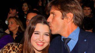 Alba Díaz acompaña a su padre en uno de sus momentos más difíciles/ Gtres