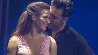 Bustamante y Yana durante la sexta gala de Bailando con las estrellas / Gtres