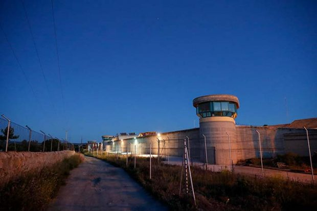 cárcel de Brieva