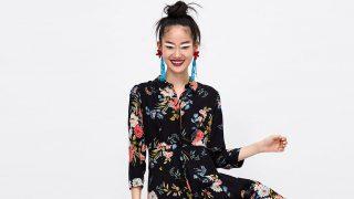 Camisero y de flores, el vestido que necesitas esta temporada / Zara
