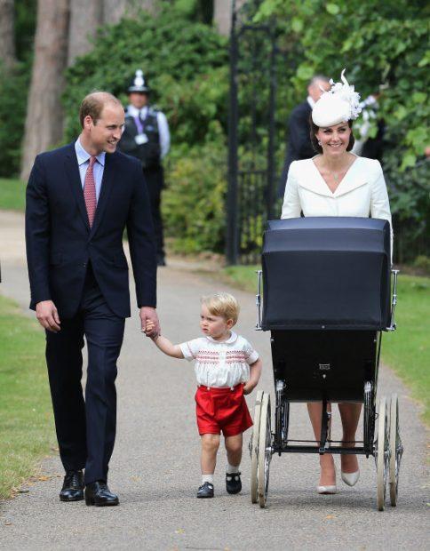 Bautizo real: El príncipe Louis sigue los pasos de George, pero no de Charlotte ¿por qué?