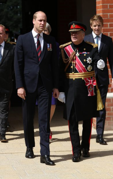 La obligación por encima de todo: El príncipe Guillermo celebra su cumpleaños al servicio de la Corona