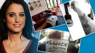 Las imágenes que relacionan a Andrea Levy y Nacho Vegas
