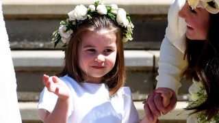Charlotte de Cambridge, una mini 'it girl'