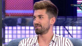 Alejandro Albalá durante su polideluxe en 'Sábado Deluxe' /Mediaset