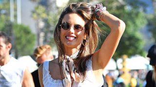 Alessandra Ambrosio, la reina indiscutible de los festivales / Gtres