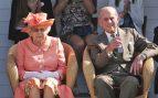 La reina Isabel y el duque de Edimburgo / Gtres