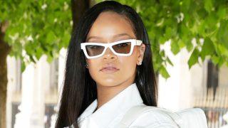 ¿Qué esconden las gafas de Rihanna? / Gtres
