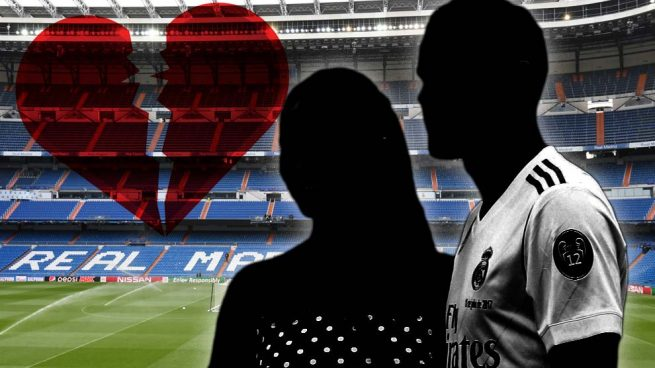 Theo Hernández y Adriana Pozueco, Real Madrid
