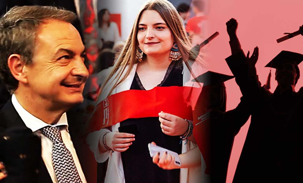 Qué Fue De La Hija De Zapatero Así Es La Nueva Vida De Alba Rodríguez