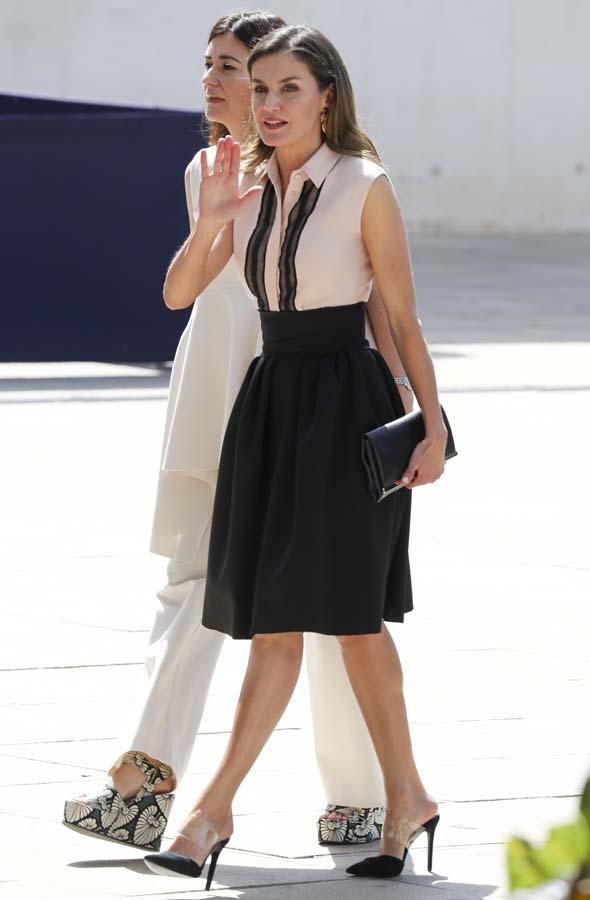 La Reina Letizia en Alicante / Gtres
