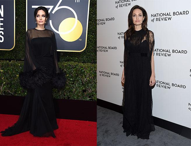 Angelina Jolie deslumbró a todos en Londres