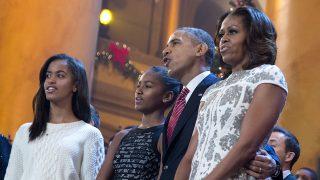 La familia de Obama al completo /Gtres
