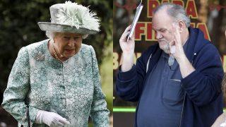 La reina Isabel y Thomas Markle / Gtres