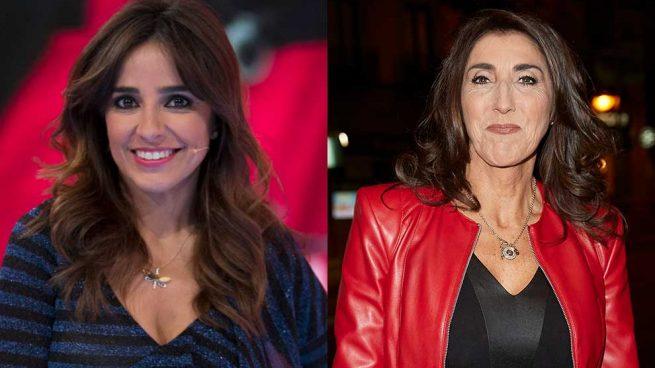 Carmen Alcayde y Paz Padilla
