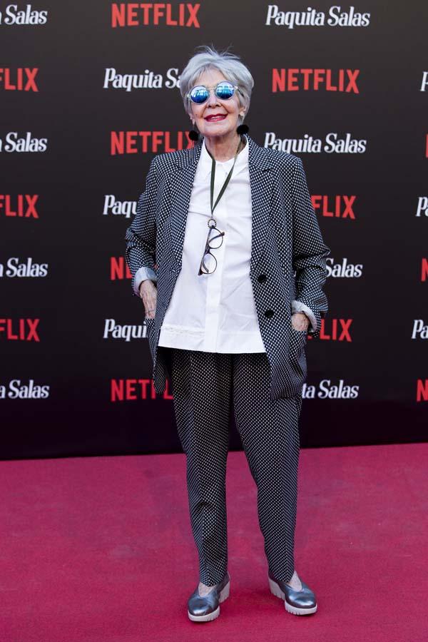 'Paquita Salas' y la alfombra roja más divertida y atrevida del año