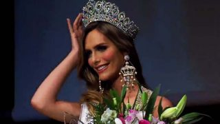 Ángela Ponce logra ganar la corona de Miss Universo España/ BeMiss