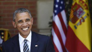 Barack Obama durante una visita a España /Gtres
