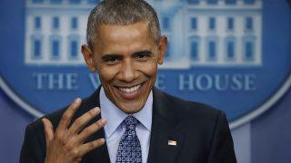 Barack Obama en una imagen de archivo /Gtres