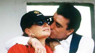 Rocío Jurado y José Ortega Cano en Venezuela en el año 1996 /Gtres