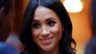 Meghan Markle en los Premios  Queen's Young Leaders Awards / Gtres