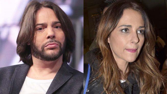 Joaquín Cortés y Paula Echevarría