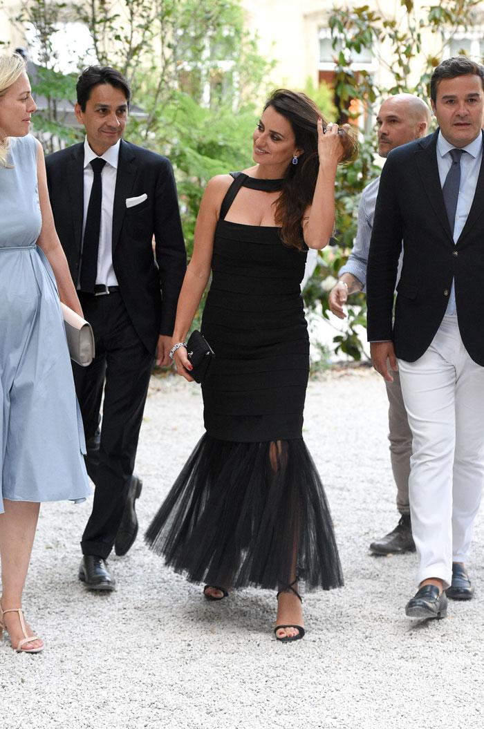 Penélope Cruz en París