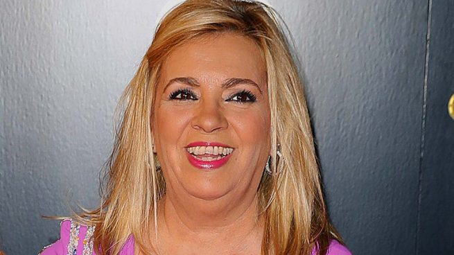 Carmen Borrego luce nueva sonrisa, ¿han comenzado las Campos con sus operaciones de estética?