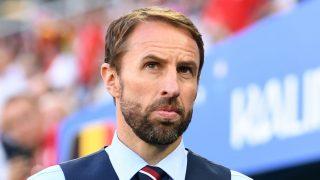 Gareth Southgate, entrenador de la selección inglesa / Gtres