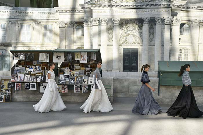 Desfile Alta Costura de Chanel / Gtres