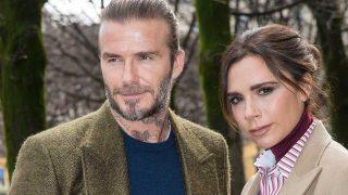 David y Victoria Beckham. / Gtres
